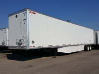 "2020 Great Dane Champion Composite Plate Van Trailers with 24"" or 50"" Logistic Centers 1"