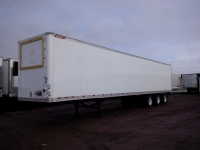 2020 GREAT DANE EVEREST TRIDEM FLAT FLOOR SWING AND ROLL UP DOOR REEFER TRAILERS 3