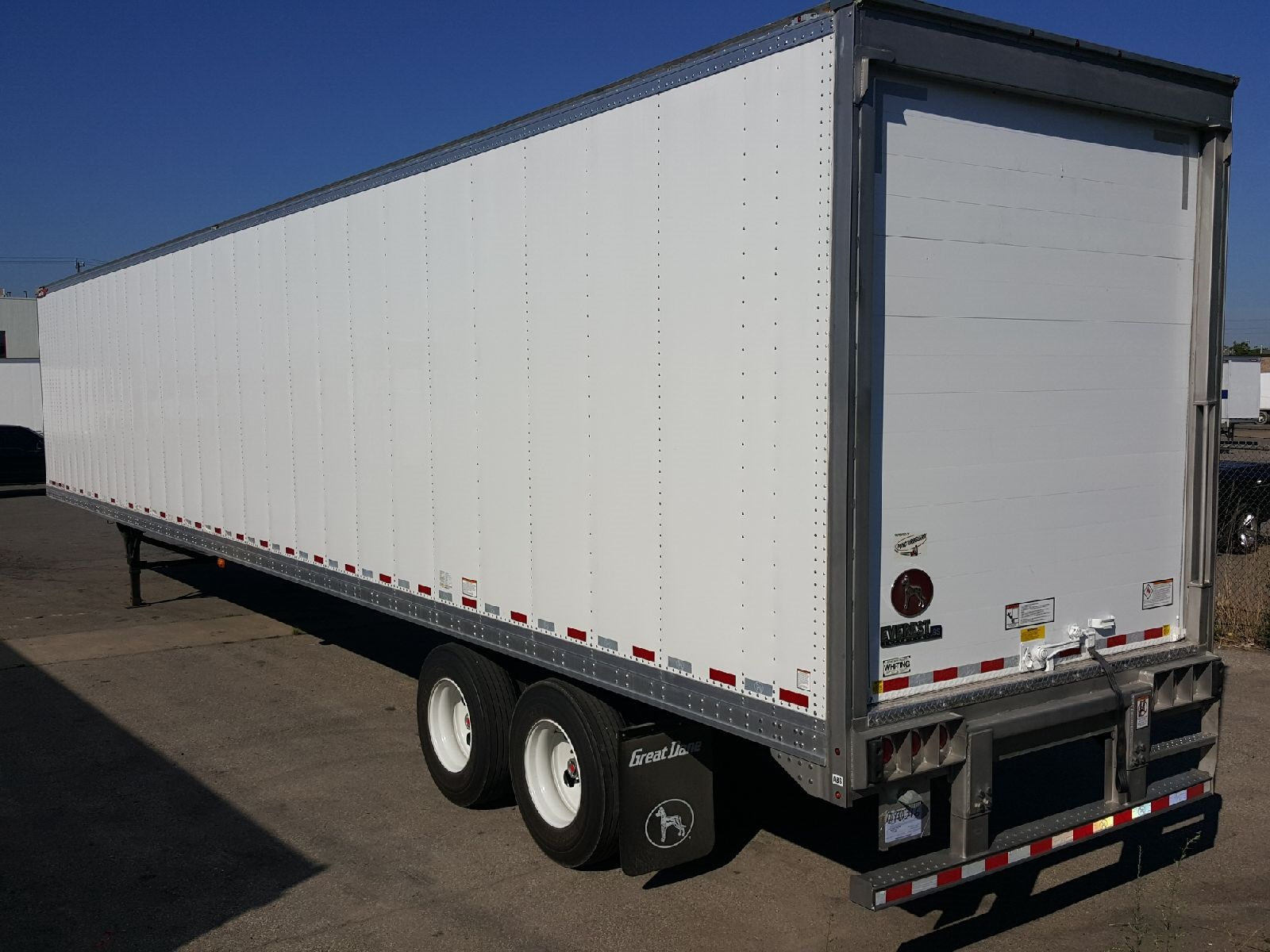 2020 GREAT DANE EVEREST TANDEM ROLL UP DOOR REEFER TRAILERS