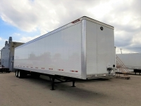 NEW GREAT DANE CHAMPION SE 48' AND 53' LOGISTIC ROLL UP DOOR TANDEM AXLE VAN TRAILERS 2