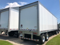 NEW 2021 GREAT DANE 36' AND 42' ROLL UP REEFERS WITH SIDE DOOR AND DUAL TEMP PREP 2