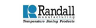 Randall Manufacturing manufactures temperature control products